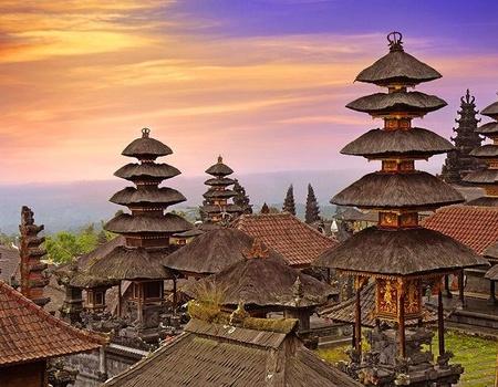 Circuit privatif : Les merveilles de Bali