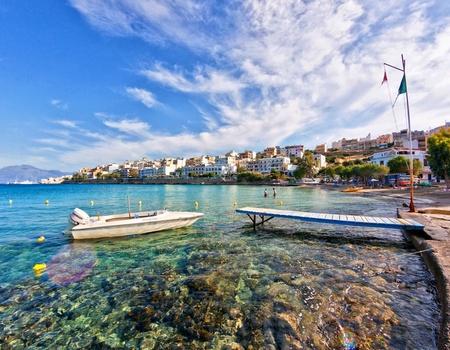 Autotour La Crète du Nord au Sud 3*