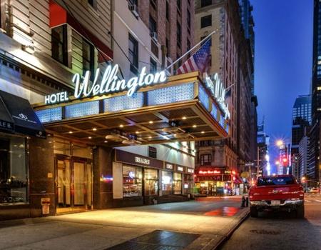 Hôtel Wellington 3*