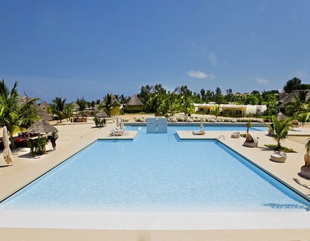 Hôtel Gold Zanzibar Beach House & Spa 5*