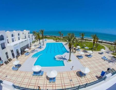 Hôtel Al Jazira Beach & Spa 3*
