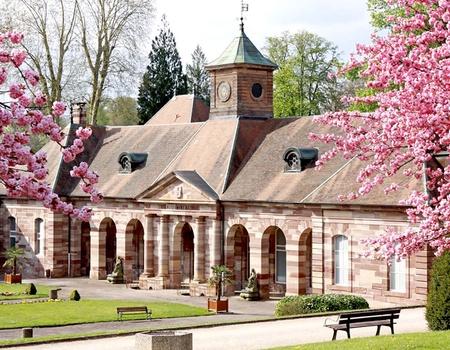 Séjour détente à Luxeuil-les-Bains 3*