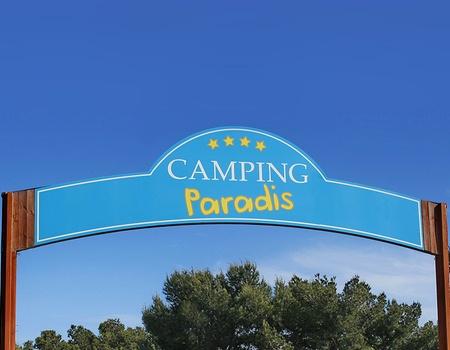 Camping Paradis L'Escapade 4*