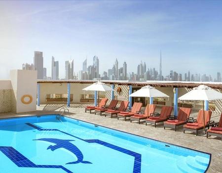 Hôtel Jumeirah Rotana 4*