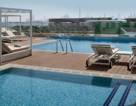 Hôtel Holiday Inn Dubaï Festival City 4*