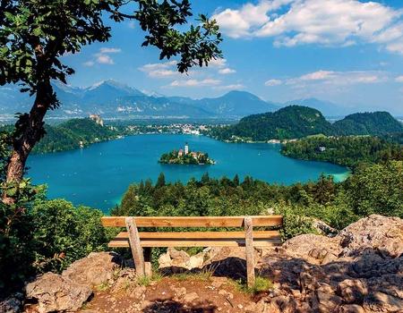 De la Croatie du nord au charme slovène