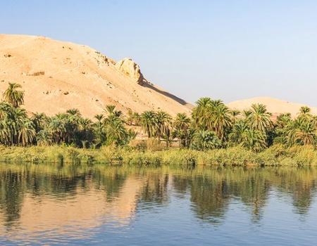 Combiné croisière Rêverie sur le Nil et Hôtel Pharaoh Azur 5*
