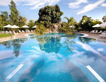 Hôtel Botanico et The Oriental Spa Garden 5*