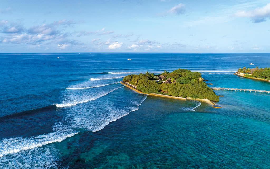 Hôtel Sheraton Maldives Resort Spa 5*