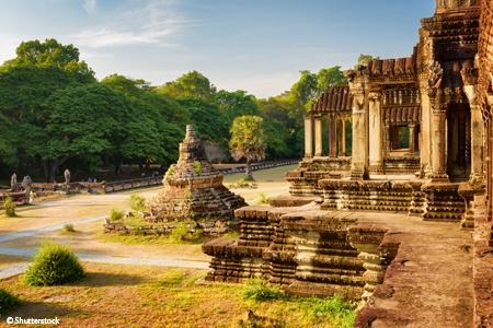Croisière Des temples d'Angkor au delta du Mékong