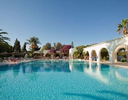 Hôtel Seabel Alhambra Beach Golf & Spa 4*