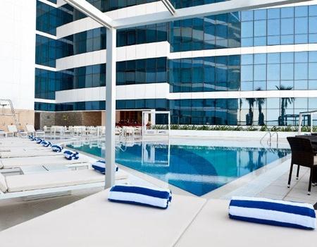 Hôtel Novotel Dubai Al Barsha 4*