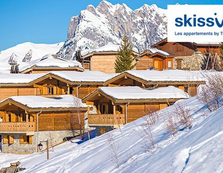 Chalets Skissim Select Le Grand Panorama II 3*