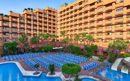 Top Clubs Almuñecar Playa 4*