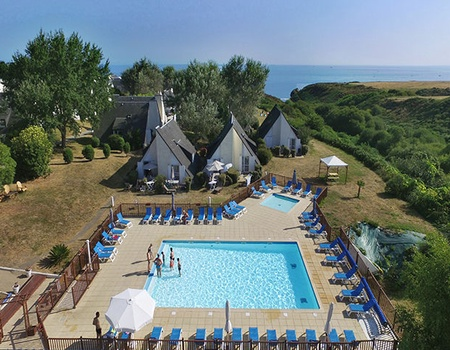 VVF Club Intense Belle Ile en Mer 3* en demi-pension