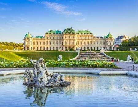 Les plus belles villes autrichiennes, Région Grand-Ouest & Paris