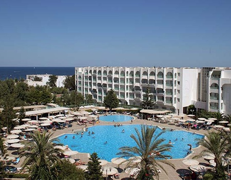 SEJOUR GOLF EL MOURADI PALACE 4*+, 3 GREEN FEES, tout compris (7 nuits)