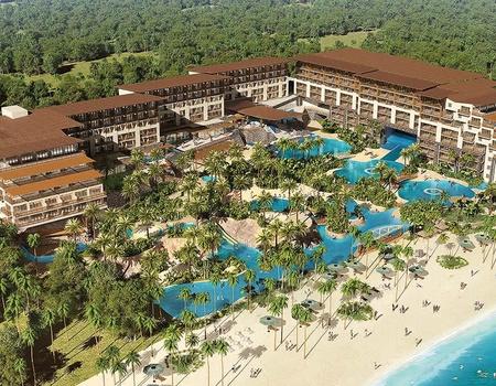 Hôtel Now Natura Riviera Cancun 5*