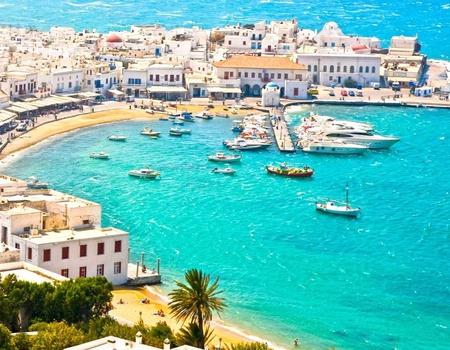 Combiné dans les Cyclades depuis Athènes - Naxos et Amorgos en 4*