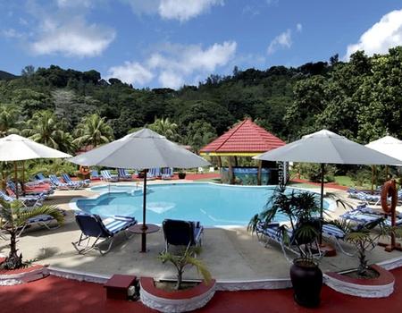 Hôtel Berjaya Praslin 3*