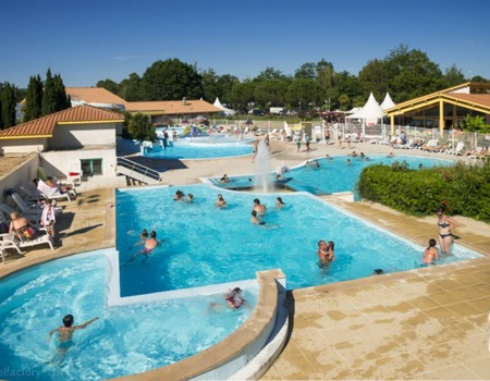 Camping Le Lou Broustaricq 4*