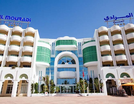 Hôtel EL MOURADI EL MENZAH 4* tout compris