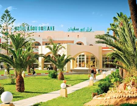 Hôtel Le Soleil Abou Sofiane 4*