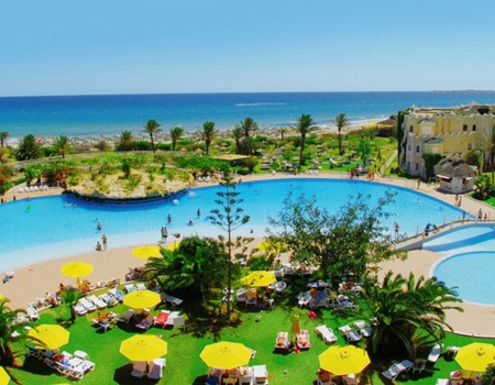 LTI Mahdia Beach & Aquapark 4*