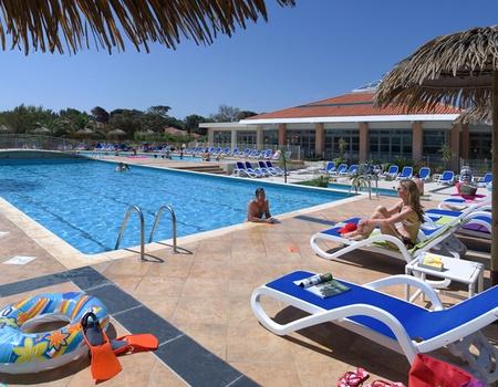 Belambra Clubs Riviera Beach Club en demi-pension