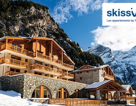 Résidence Skissim Premium Les Hauts de la Vanoise 4*