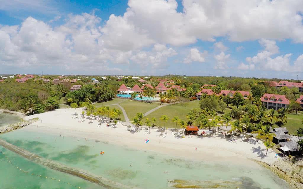 COMBINÉ 2 ILES : Village-Club Pierre & Vacances Sainte-Anne Guadeloupe + Village-Club Pierre & Vacances Sainte Luce Martinique Mer