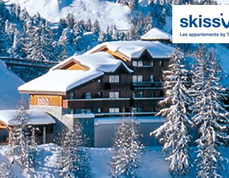 Résidence Skissim Premium Aspen 4*