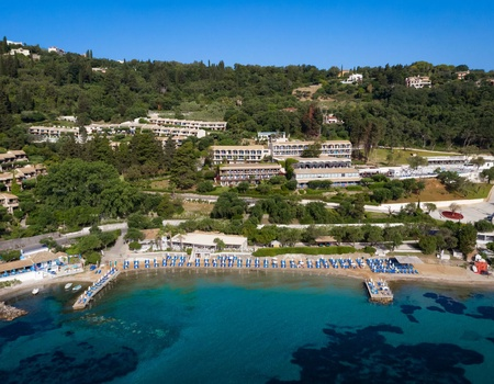 Hôtel Aeolos Beach resort 4*