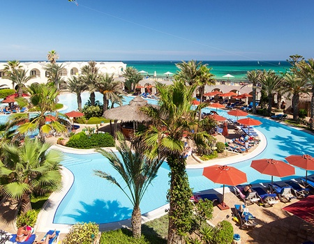 Hôtel Sentido Djerba Beach 4* Demi Pension