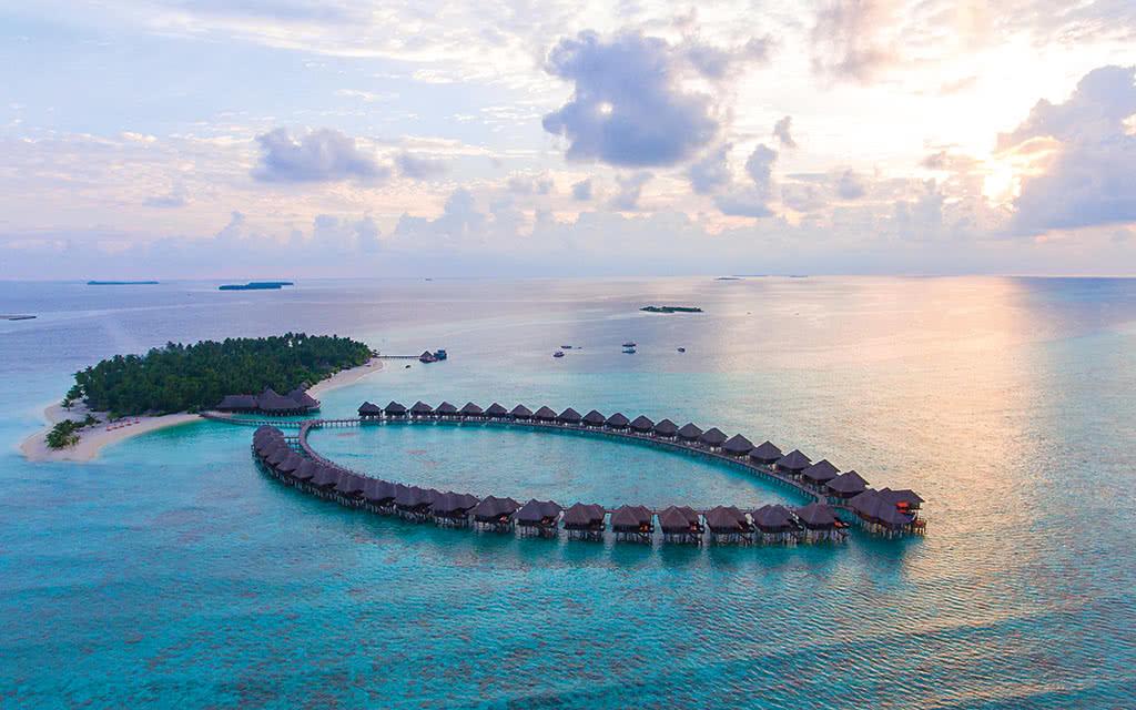 Hôtel Sun Aqua Vilu Reef 5*