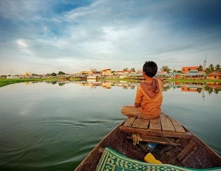 Circuit Cambodge Émotion