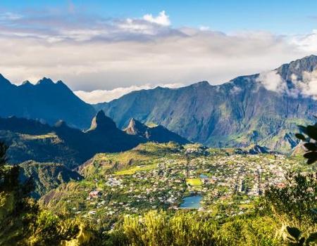 Combiné circuit et hôtel Beautés de la Réunion