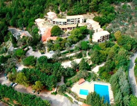 Village Club le Domaine de l'Olivaie-pension