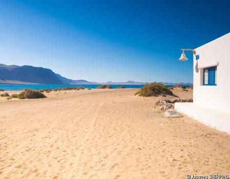 Circuit Entre plages et volcans de Lanzarote