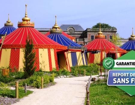 Hôtel Le Camp Du Drap D'Or avec accès au parc Puy du Fou