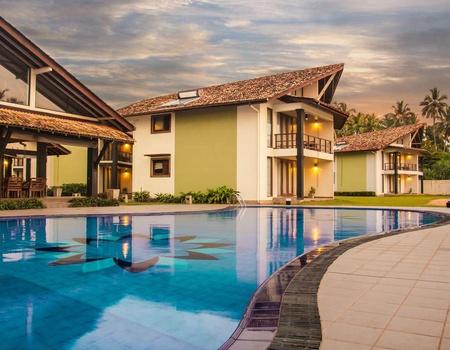 Hôtel Kamili Beach Villa 4*