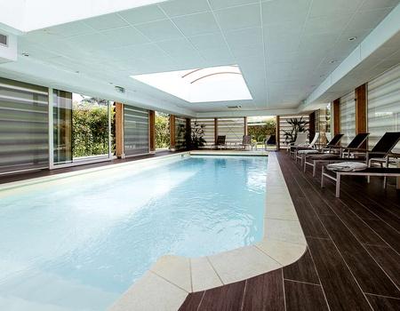 Séjour dans un bel hôtel près de Paris 4*