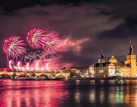 Réveillon à Prague avec soirée du Nouvel An à l'hôtel - Hôtel Ambassador 5*
