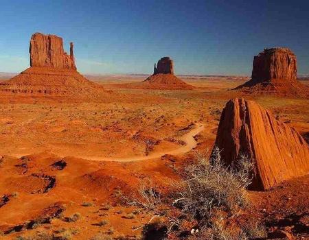 Le Grand Ouest avec les rocheuses - 2021