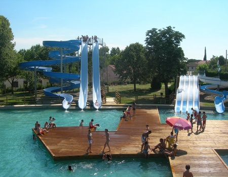Camping Domaine Le Pardaillan, 3*