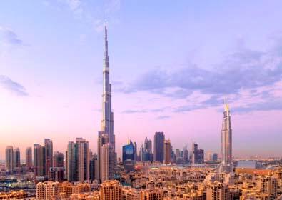 Circuit Au Cœur des Emirats