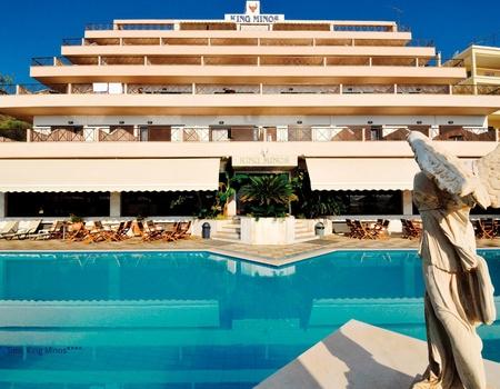 Hôtel King Minos 4*