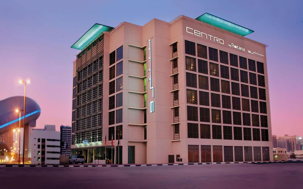 Hôtel Centro Barsha 3*