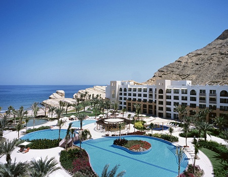 Hôtel Shangri-La Barr Al Jissah Al Waha Resort & Spa 5*