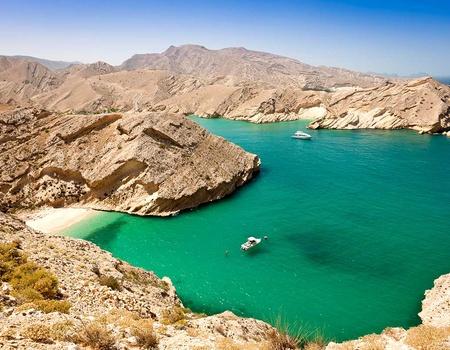 Circuit Entre mer et désert